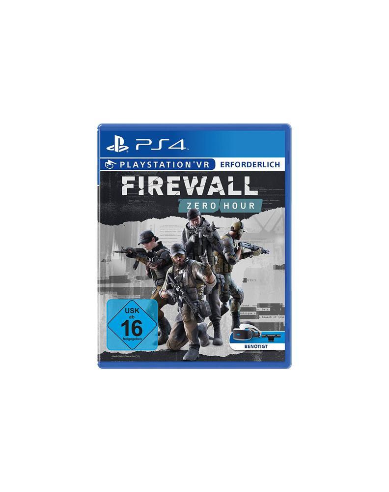 VR Firewall Zero Hour PS-4
