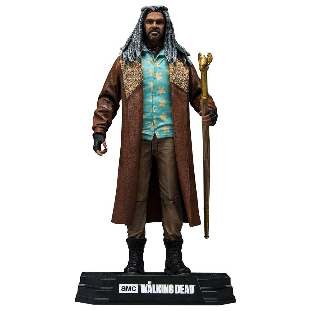The Walking Dead TV - Ezekiel 18 cm Color Tops