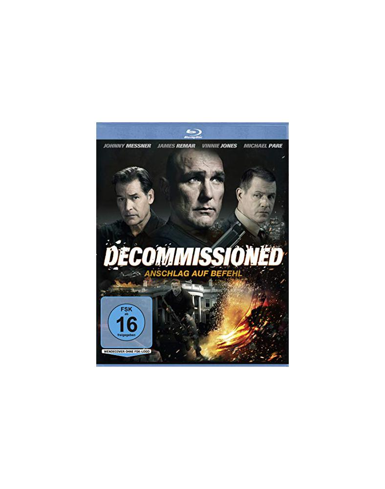 Decommissioned - Anschlag auf Befehl [Blu-ray]