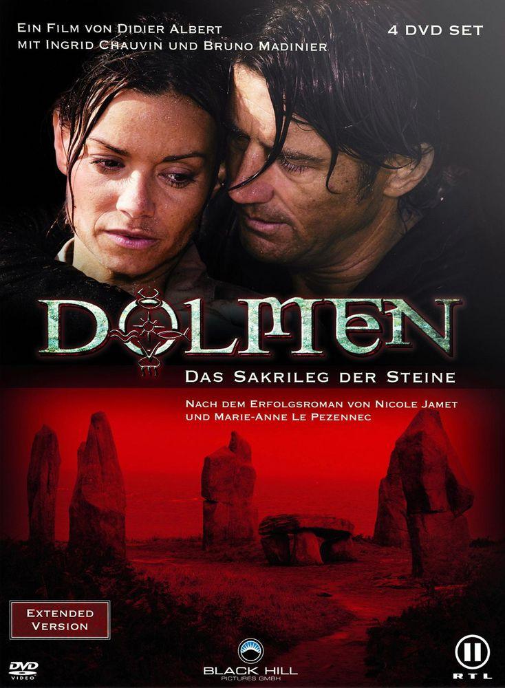 Dolmen - Das Sakrileg der Steine (4 DVDs)