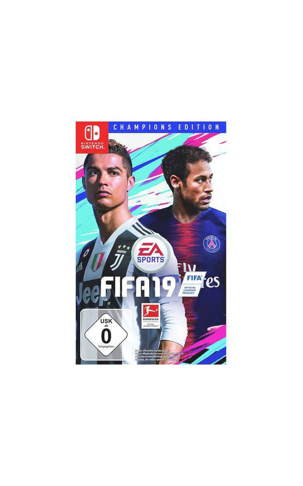 FIFA 19 Champions Edition SWITCH