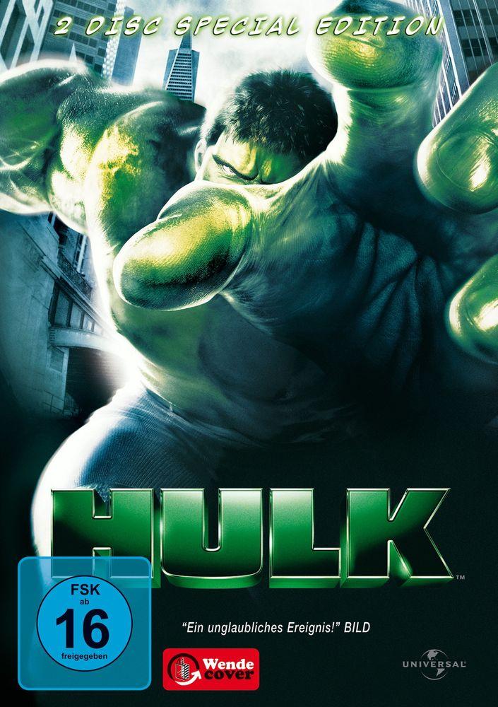 Hulk (Special Edition, 2 DVDs)