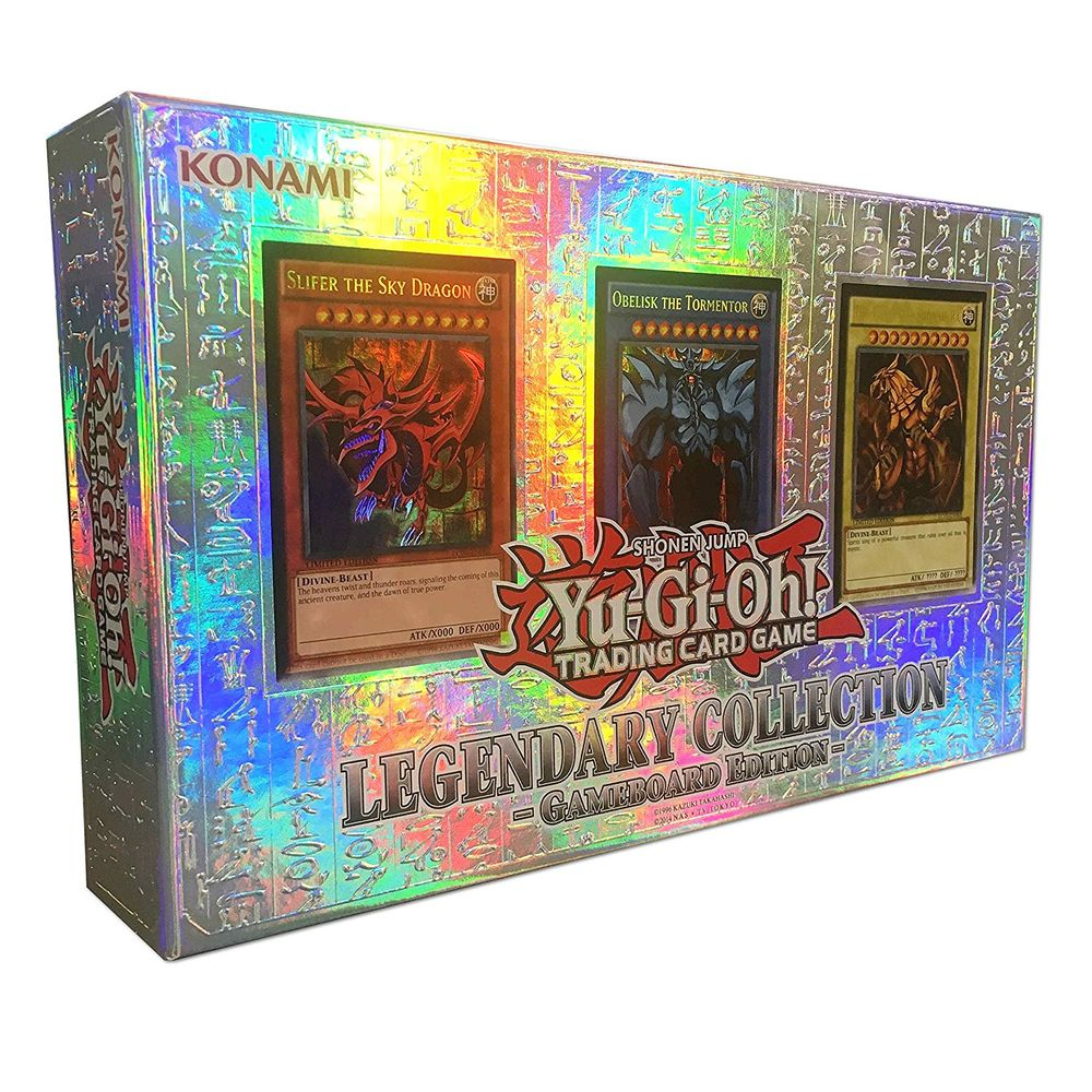 Yu-Gi-Oh! Legendary Collection 2010 - Gameboard Edition (DE)