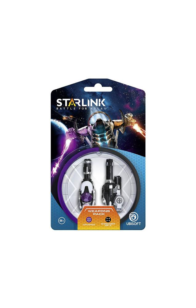 Starlink: Battle for Atlas - Weapon Pack - Crusher & Shredde