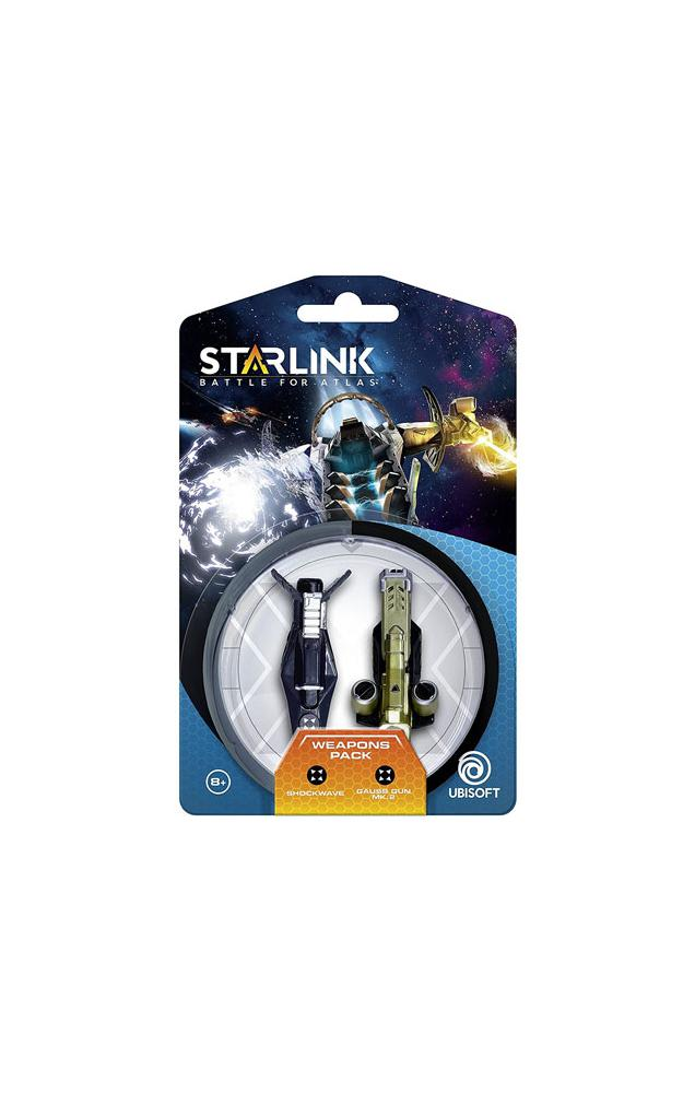 Starlink: Battle for Atlas - Weapon Pack - Shockwave & Gauss