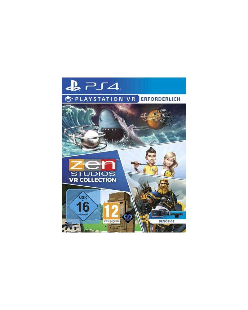 Zen Studios Ultimate VR Collection PS4 (VR Only!)