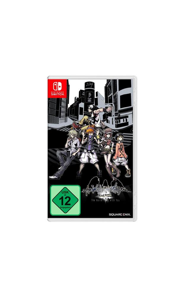 The World Ends With You - Final Remix SWITCH