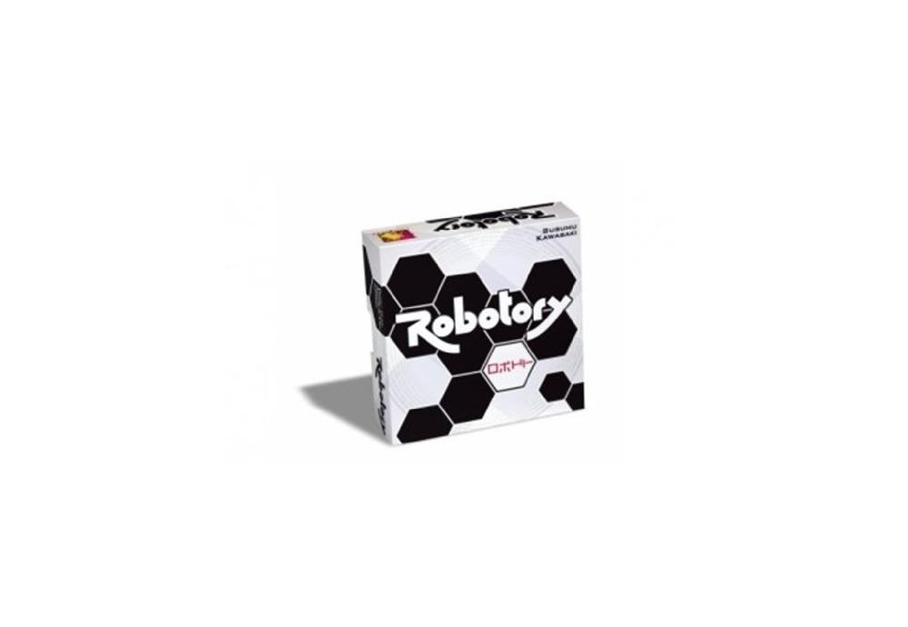 Asmodee 200656 - Robotory