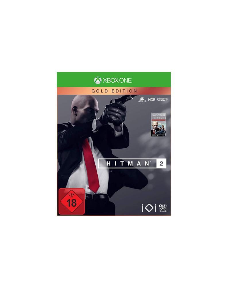 Hitman 2 XB-One GOLD