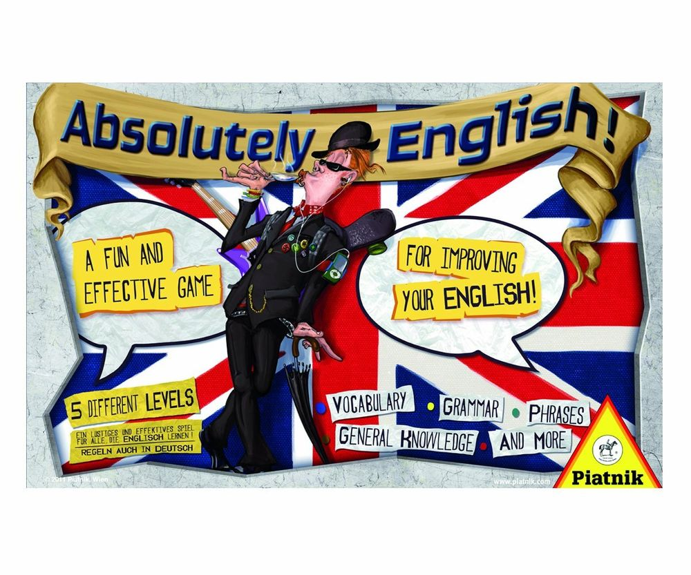 Absolutly English