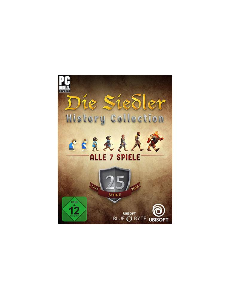 Die Siedler History Collection PC