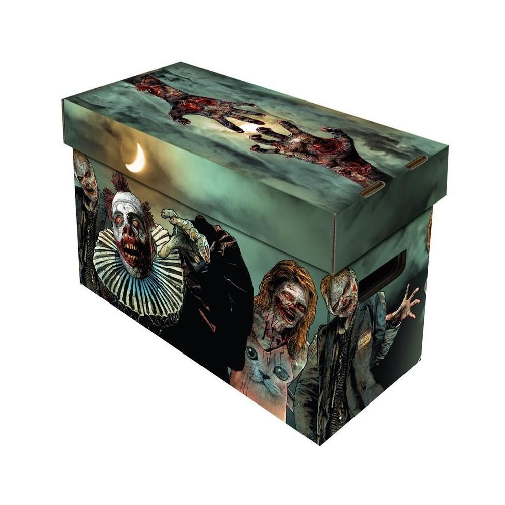 BCW Short Comic Box - Art - Zombie