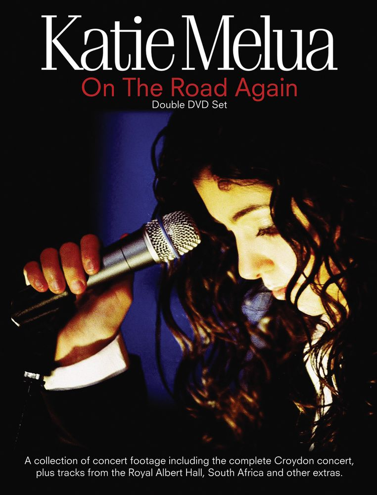 Katie Melua - On The Road Again (2 DVDs)