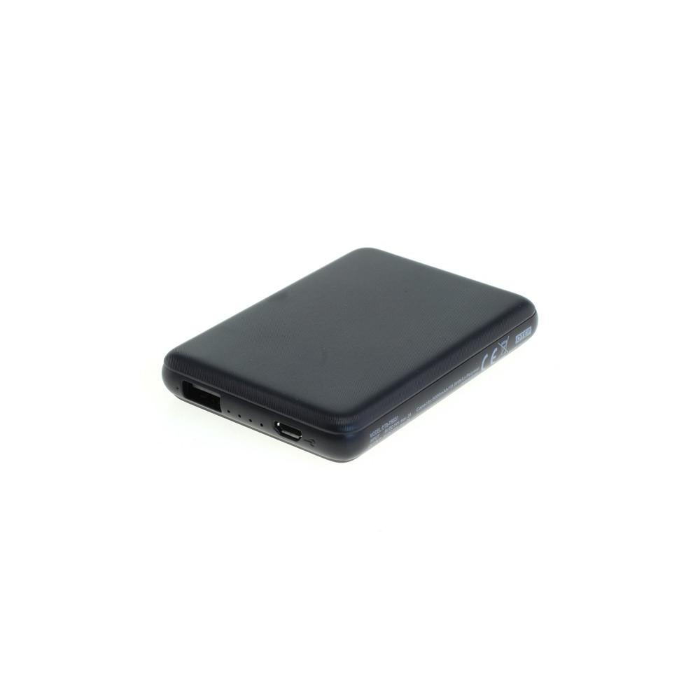 OTB 8013310 Powerbank OTB-PBS51 - externer Akkupack mit 5000mAh - Li-Polymer - schwarz – Bild 2