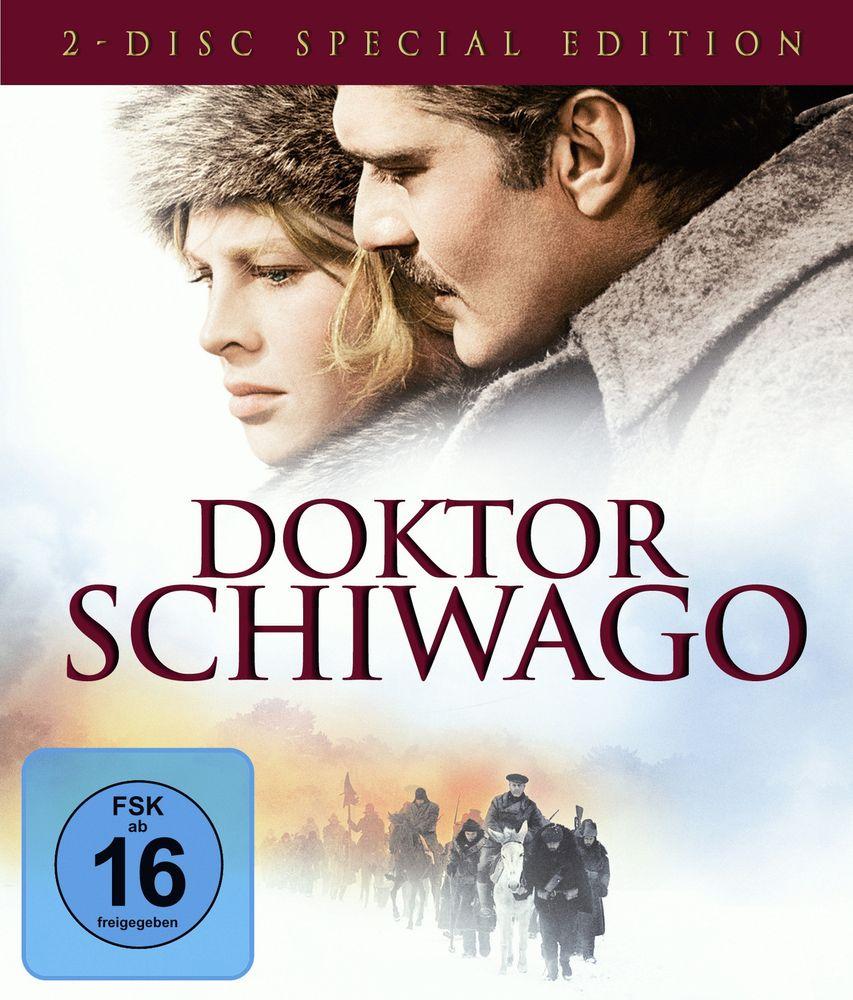 Doktor Schiwago (Special Edition, 2 Discs)