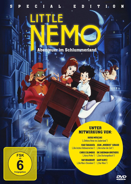 Little Nemo Abenteuer Im Schlummerland