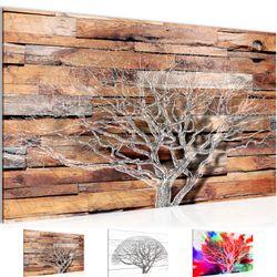 Abstrakt Baum BILD KUNSTDRUCK  - AUF VLIES LEINWAND - XXL DEKORATION  10891P  Bild 1