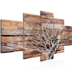 Abstrakt Baum BILD KUNSTDRUCK  - AUF VLIES LEINWAND - XXL DEKORATION  10895P  Bild 2