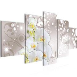 Blumen Orchidee BILD KUNSTDRUCK  - AUF VLIES LEINWAND - XXL DEKORATION  20125P  Bild 2