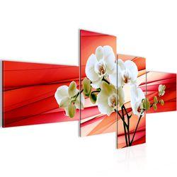 Blumen Orchidee BILD KUNSTDRUCK  - AUF VLIES LEINWAND - XXL DEKORATION  20204P  Bild 2