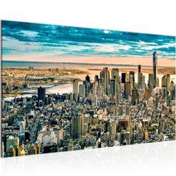 New York City BILD KUNSTDRUCK  - AUF VLIES LEINWAND - XXL DEKORATION  61001P  Bild 2