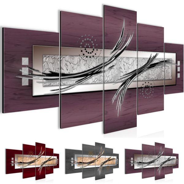 Abstrakt BILD KUNSTDRUCK  - AUF VLIES LEINWAND - XXL DEKORATION  10395P