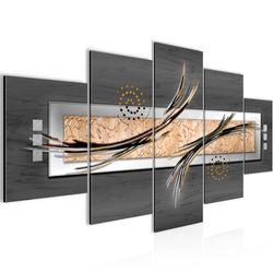 Abstrakt BILD KUNSTDRUCK  - AUF VLIES LEINWAND - XXL DEKORATION  10395P  Bild 3