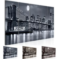 New York City BILD KUNSTDRUCK  - AUF VLIES LEINWAND - XXL DEKORATION  606755P  001