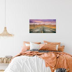 Grand Canyon Route 66 BILD KUNSTDRUCK  - AUF VLIES LEINWAND - XXL DEKORATION  61131P  Bild 7