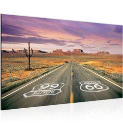 Grand Canyon Route 66 BILD KUNSTDRUCK  - AUF VLIES LEINWAND - XXL DEKORATION  61131P  Bild 2