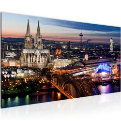 Köln BILD KUNSTDRUCK  - AUF VLIES LEINWAND - XXL DEKORATION  601512P  Bild 2