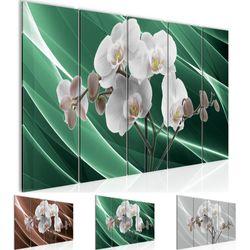 Blumen Orchidee BILD KUNSTDRUCK  - AUF VLIES LEINWAND - XXL DEKORATION  203055P  Bild 1