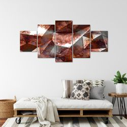 3D Effekt BILD KUNSTDRUCK  - AUF VLIES LEINWAND - XXL DEKORATION  50655P  Bild 5