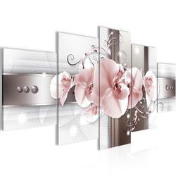 Blumen Orchidee BILD KUNSTDRUCK  - AUF VLIES LEINWAND - XXL DEKORATION  00835P  Bild 2