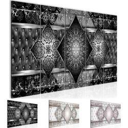 Abstrakt Mandala BILD KUNSTDRUCK  - AUF VLIES LEINWAND - XXL DEKORATION  023555P  Bild 1