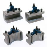 Werkzeughalter E5 für Drehmaschine 5-tlg. Drehbank