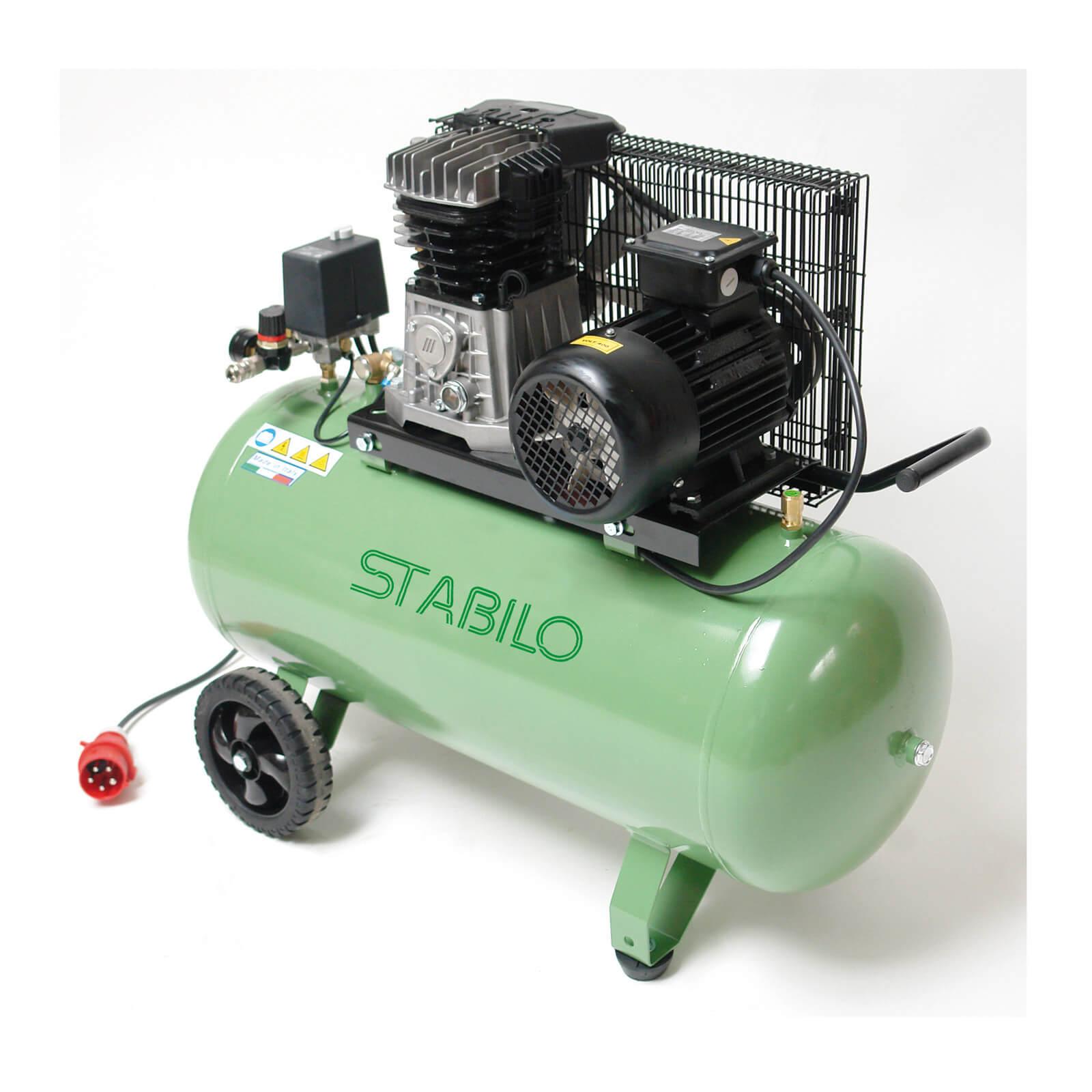 Dema Kompressor 100l 10bar Kolbenkompressor 500/10/100 400V 24513