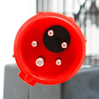 Kompressor / Kolbenkompressor 500/10/100 400V – Bild $_i