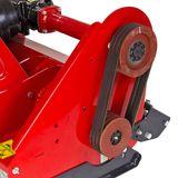 SET Schlegelmulcher SLM 115 mit Y-Messer für Traktoren 20-30 PS + Zapfwelle