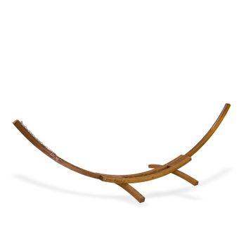 Holz Hängemattengestell / Gestell für Hängematte SCHIFF HMG400 – Bild $_i