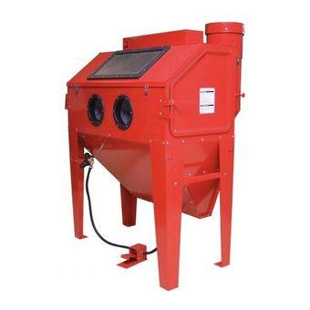 Profi Sandstrahlkabine / Sandstrahlgerät 420 Liter – Bild $_i