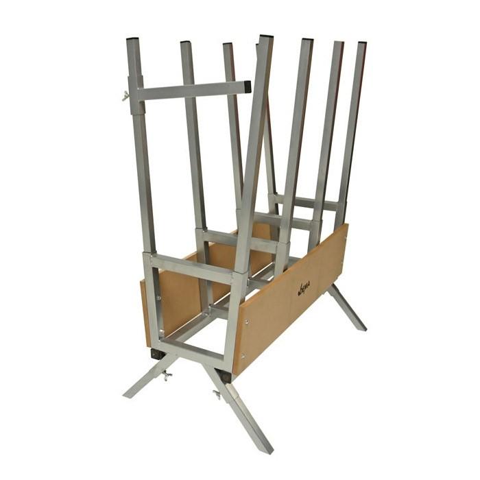 Dema Sägebock / Holzsägebock zum Sägen von Brennholz 80x51x105 cm 20068