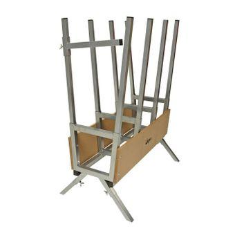 Sägebock / Holzsägebock zum Sägen von Brennholz 80x51x105 cm
