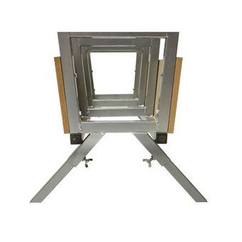 Sägebock / Holzsägebock zum Sägen von Brennholz 80x51x105 cm – Bild $_i