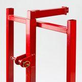 Heck Transportgestell / Gestell 90 cm für Traktor KAT 1 + 2