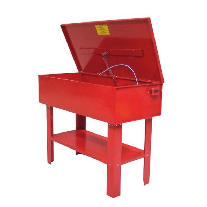Dema Profi Teilewaschgerät Teilereiniger Teilereinigungsgerät Teilewascher 150 Liter 24378
