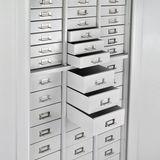 ADB Metall Schubladenschrank / Werkzeugschrank 60 Schubladen, 1790x800x410 mm