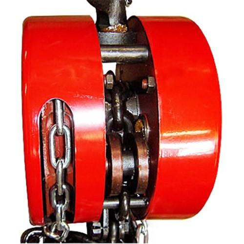 Dema Kettenzug Flaschenzug Handkettenzug Kettenflaschenzug eco 2000 kg bis 2.5 m Hub 24471