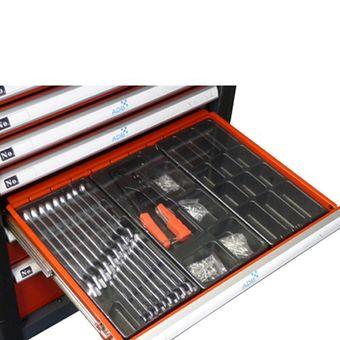 ADB Werkstattwagen / Werkzeugwagen AVANT bestückt mit Werkzeug-Set – Bild $_i