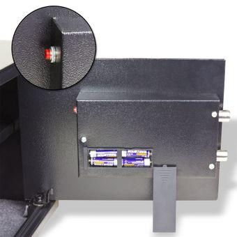 Möbeltresor / Wandtresor Digital 34 Liter 38x30x30 cm – Bild $_i